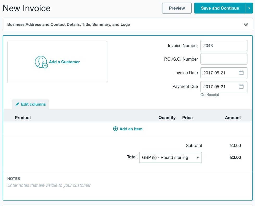 How To Seamlessly Collect Payment From Your Domestic Cleaning - Stripe create invoice for service business